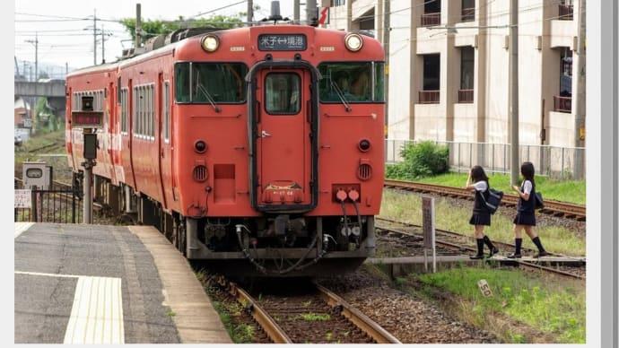 JR 境線    2009年撮影キハ47