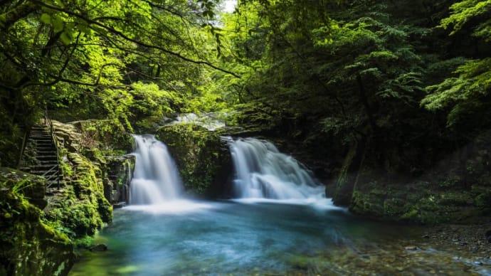【三重県】赤目四十八滝📷ぶらり旅【癒しの風景】10-01