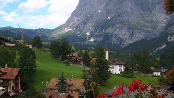 添乗後記~スイス・花の季節