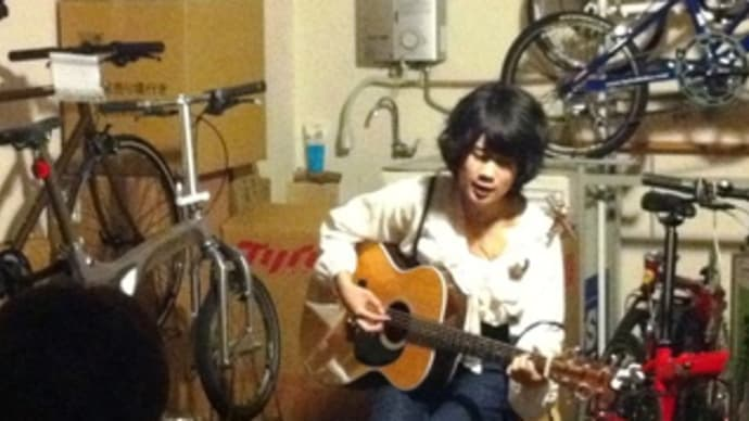 安藤明子 さん Live in ぽたりんぐぅ が無事終了しました!