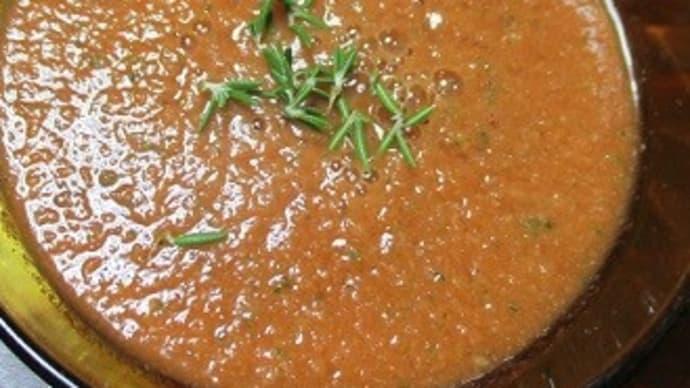 さっぱりとしたスペインの夏のスープ