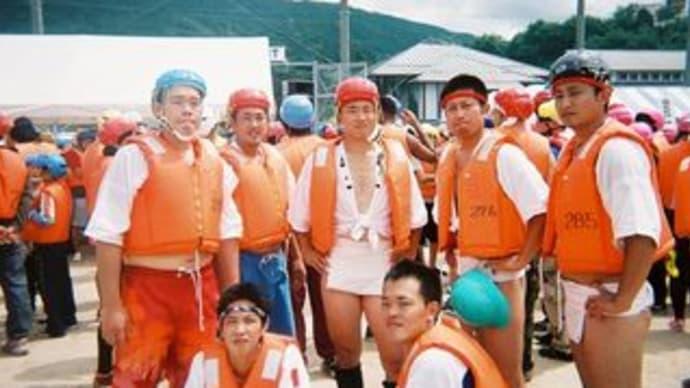 七山国際滝登り第2段