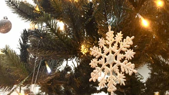 クリスマスシーズンのおわりに