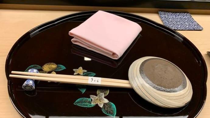 ヒルトン東京お台場*日本料理「さくら」寿司カウンターにてディナー