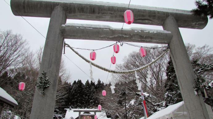 函館山 2013年1月2日