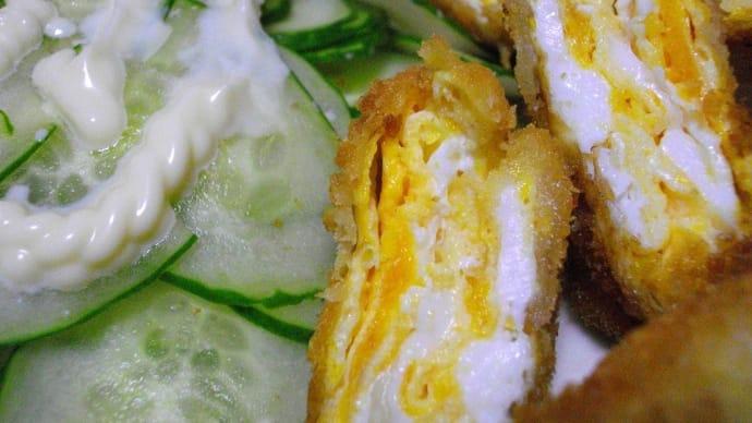 塩味の卵焼き