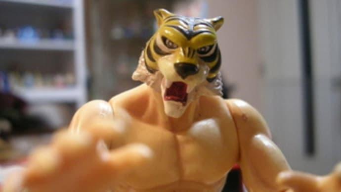 タイガーマスクの正体は‥