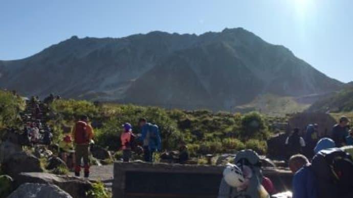 奥大日岳(立山)