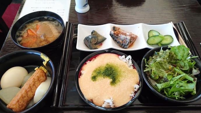 ランチがお得!麦とろご飯が絶品の人気店(浅草)
