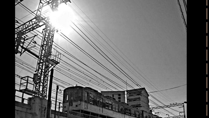 京阪本線 ・ 千林駅付近