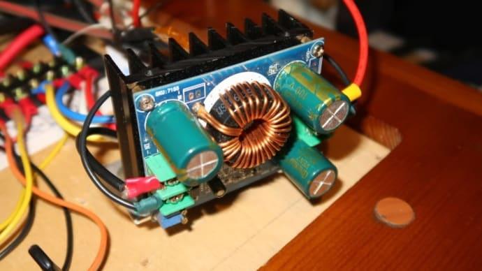 ソーラーチャージコントローラーを使ってSUB1からSUB2に充電を行う (2018/6/2)