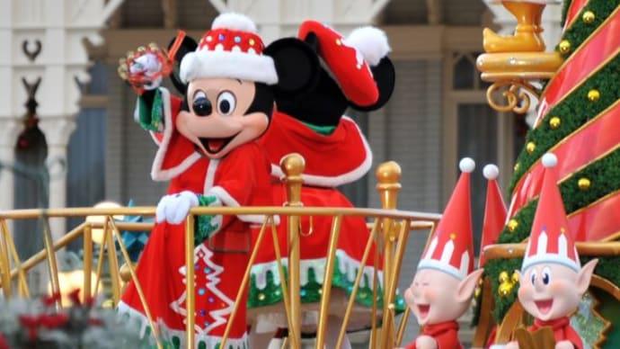 クリスマスパレード and ウィッシュ