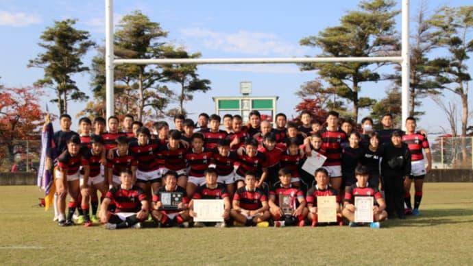 第100回全国高校ラグビー大会山梨県予選 決勝