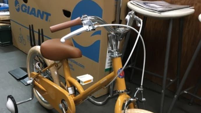 リトルトーキョーバイクで初めての自転車体験♫
