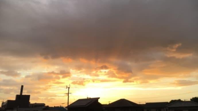台風の、、、