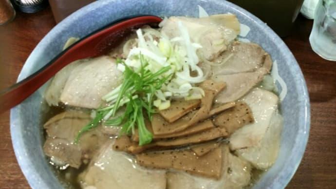 仙台でランチ(50) ワンタンメンの満月仙台定禅寺店