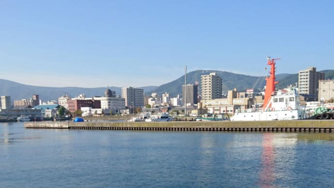 中島と遠藤の小樽旅~1日目~