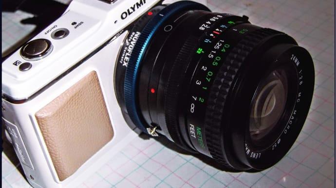 コシナ  24mm F2.8 MC MACRO