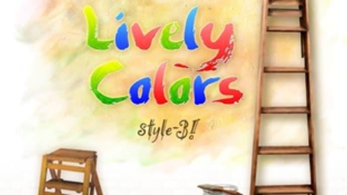"""【お知らせ】アルバム第5弾、""""Lively Colors""""発売のお知らせ"""