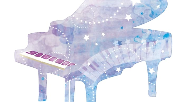 家族と、ピアノと、神様。
