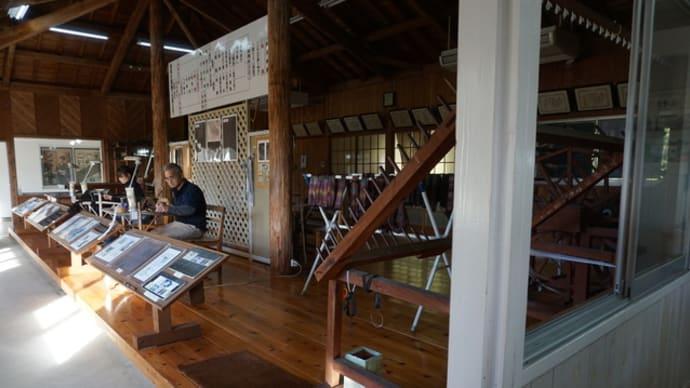 南国の楽園奄美大島  その6  大島紬の工房