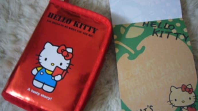 :*:♪:*:。*・☆*I love キティ/Hello Kitty*・:*:♪:*:。*