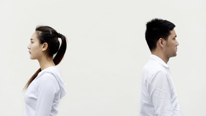関係の終わりを示唆するような発言を続けるとそれが実現する