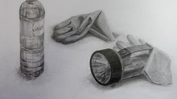 鉛筆デッサン