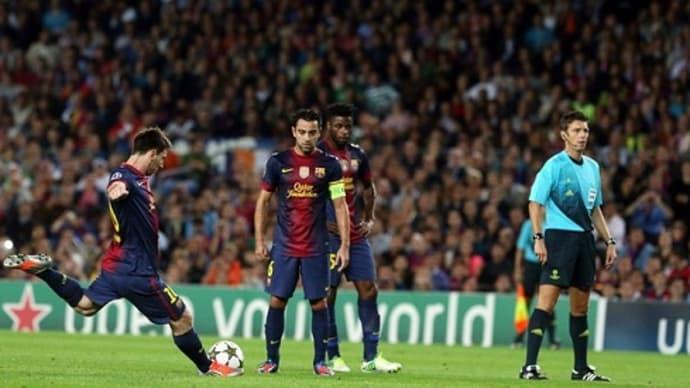 FCバルセロナ。サッカー観戦の旅。