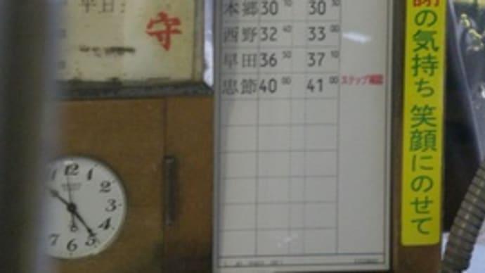 3月・最後の岐阜遠征その10(北方千歳町のモーニングを)
