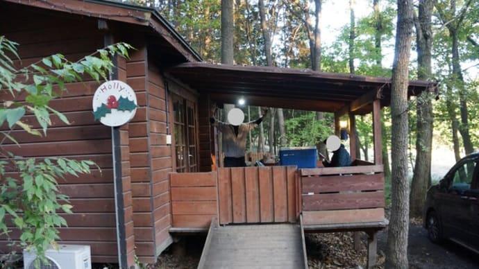 ワンズとキャンプ