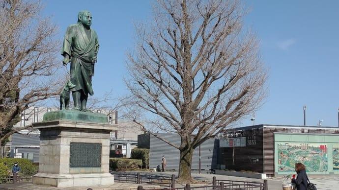 【街歩き】上野公園・不忍の池側あたり