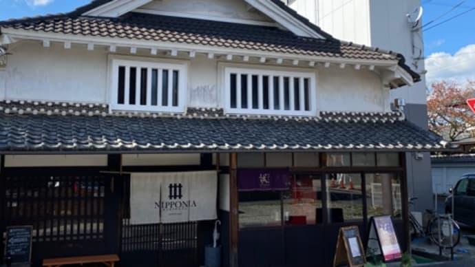 丹波篠山に大人の一人旅&11月8日は伊賀上野で出張販売です!