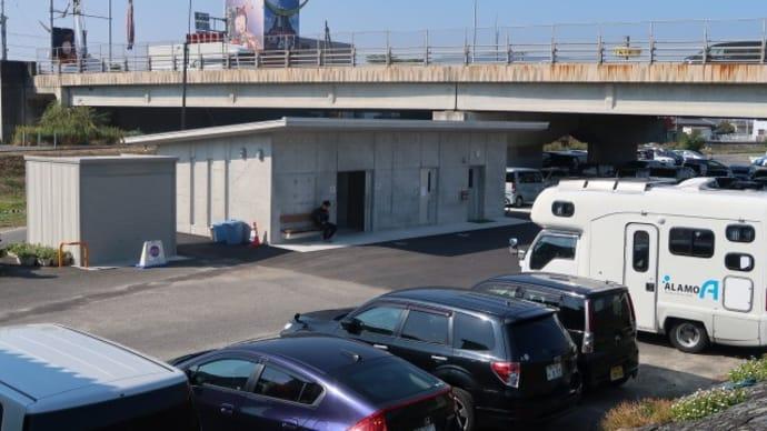 食べたら走る、成合大橋下の駐車場から香東川自転車道を30キロほど走ってみた (2017/11/5)
