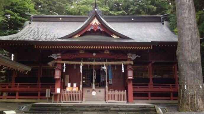 ☆須走の富士浅間神社