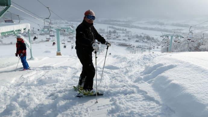岩見沢市 萩の山市民スキー場