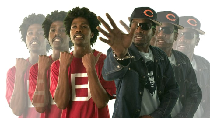 The Pharcyde with LIVE BAND@Billboard Live TOKYO