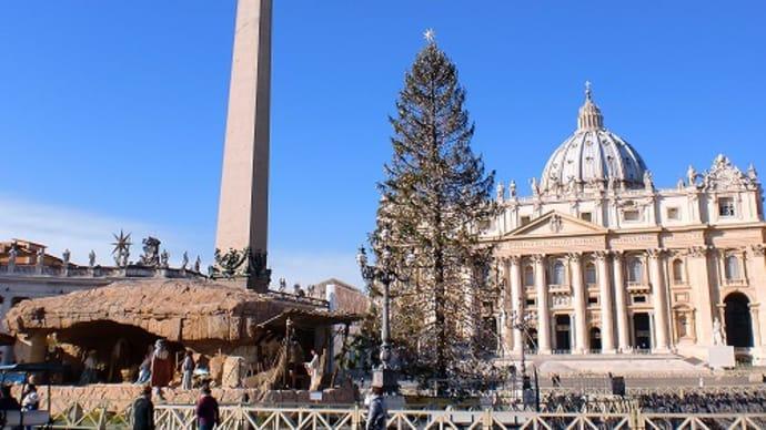 青空のローマにて