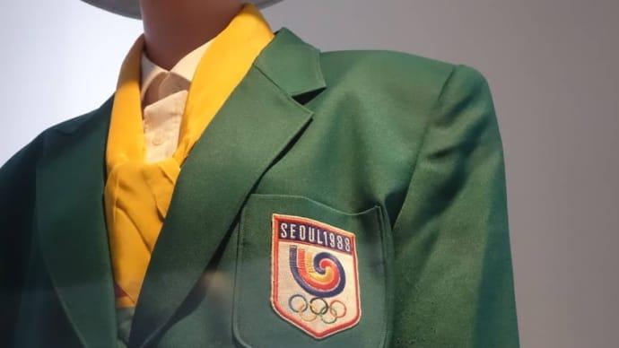 1988 ソウルオリンピックの制服