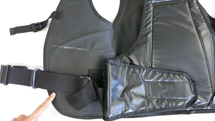 NDS製BCジャケットのサイズ判別はここを見よ
