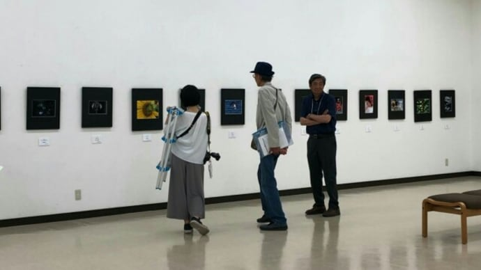 SK君の写真展2019.6.19