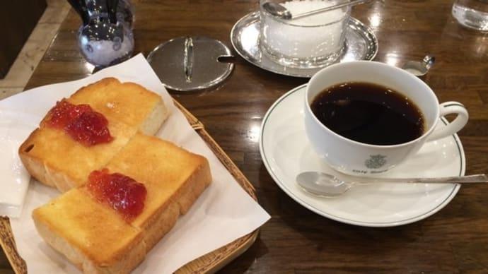 朝ごはん。今村格