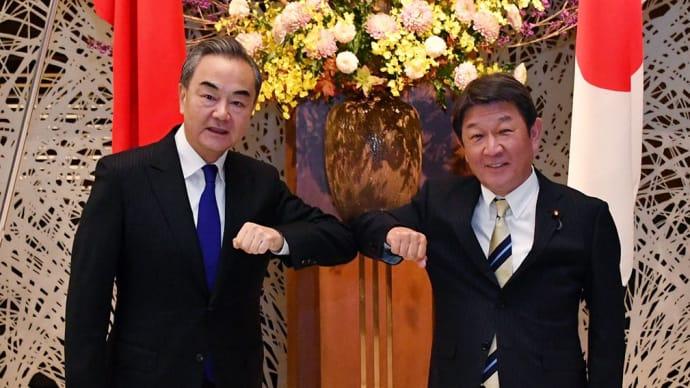 茂木外相、米国防総省の尖閣発言「歓迎」中国の侵入を牽制