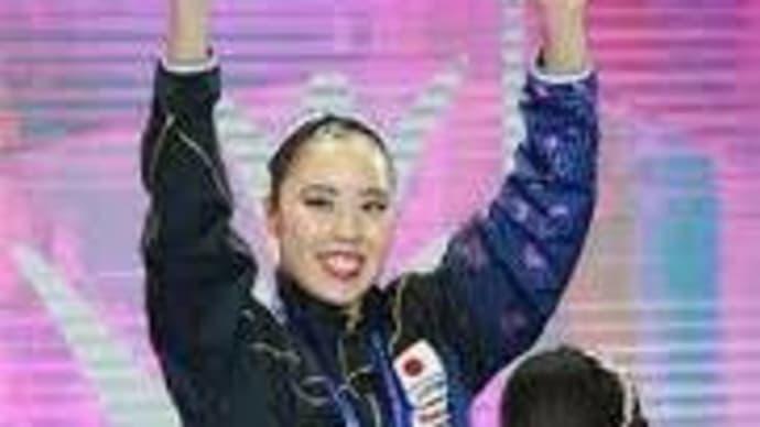 近江八幡市出身の「乾友紀子」選手が銅メダル獲得