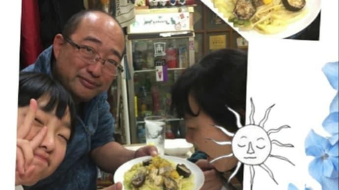 楓パパ誕生日おめでとう。仮面家族