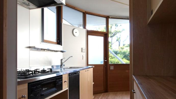 「キッチンもたいへん使いやすくなりました。」【石神井の家】