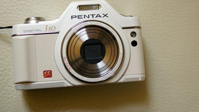 PENTAX OptioI-10 追加