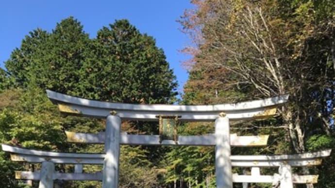 埼玉県・奥秩父の三峯神社に行ってきた