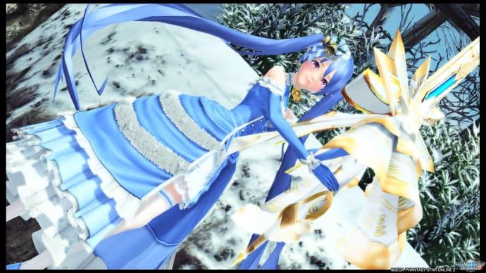 クリスマス⑯スターリージュエルB雪[Ou]