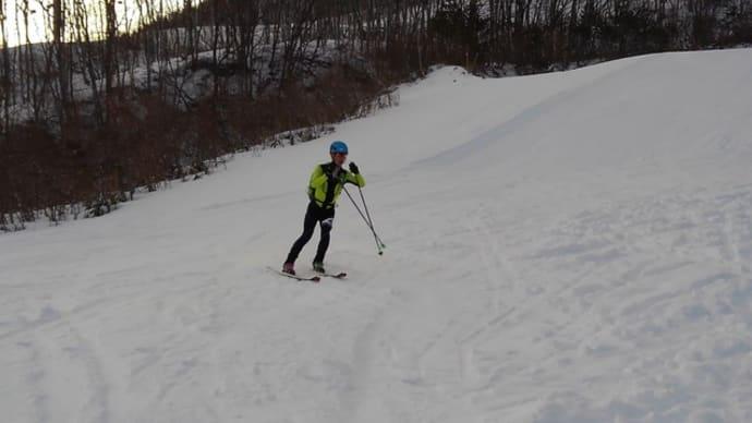 2020年赤倉温泉山岳スキーレース